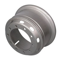truck tube wheel rim from China wheel manufacturer 20 inch