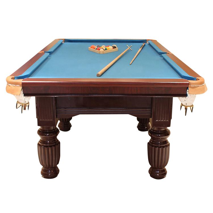 Лидер продаж от производителя, складные резьба бильярдный Стандартный бильярдный стол