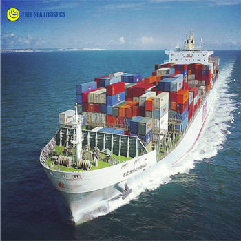 Free shipping LCL Shipment Sea Freight from China to Jeddah Bahrain Aqaba Riyadh Sohar
