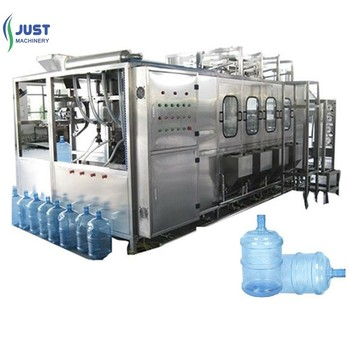 Custom made vat pure water vulmachine drink fles machines