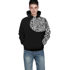 Vikings Tattoo Norse Mythology 3D Print wholesale unisex oversized sweatshirt streetwear hoodie black hoodies