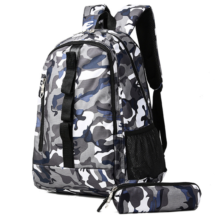 Osgoodway New Outdoor Daypack Camouflage Bagpack Travel Backpack for School College