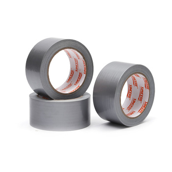 Durable Waterproof Silver Duct Tape Cloth Strong Adhesive Gaffer Tape