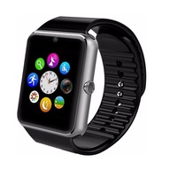 OEM A1 Smart Watch Bluetooth Touch Screen Digital Sport Android Watch with TF SIM Card Slotfor iPhone for Samsung