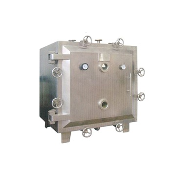FZG-45 Square Low Temperature Vacuum Tray Dryer in food/pharmaceutical/chemical/electronic industries