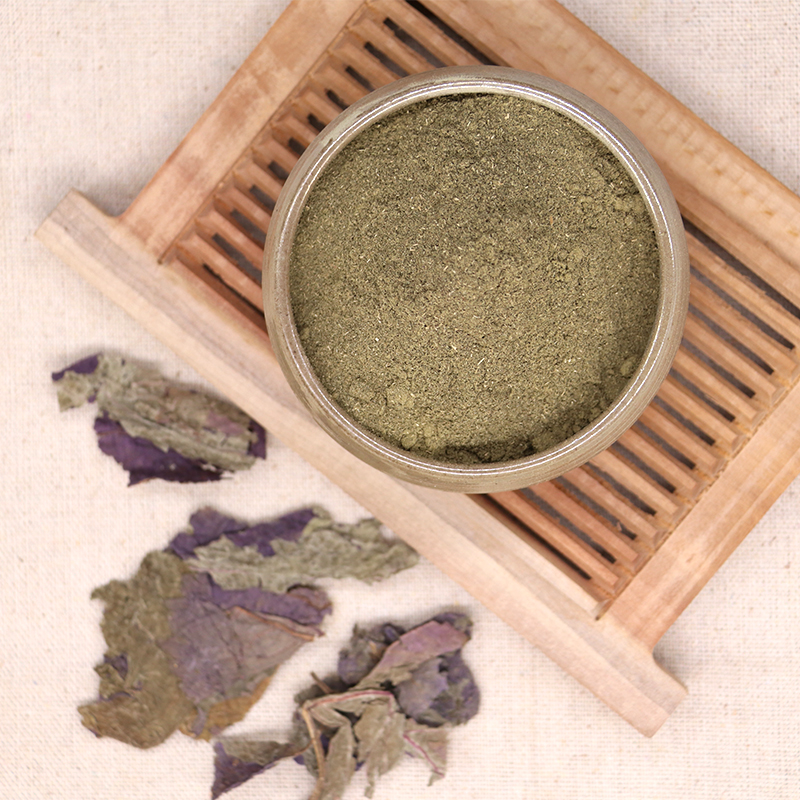 Shanghai Herbary <strong>Factory</strong> Sale <strong>Seasoning</strong> Spice Purple Perilla Powder