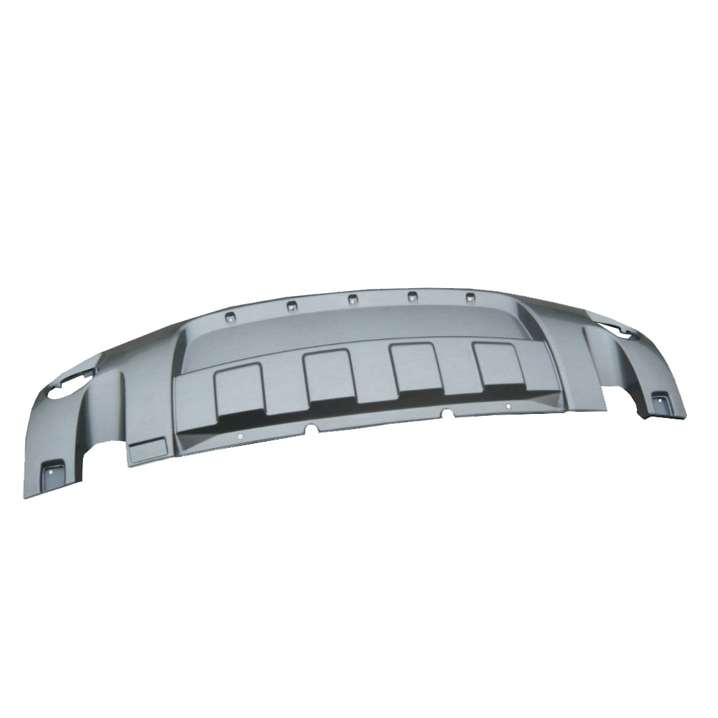 vacuum forming plastic product customized auto spare parts  car rear skirt ningbo yuyao accessories  auto side skirts