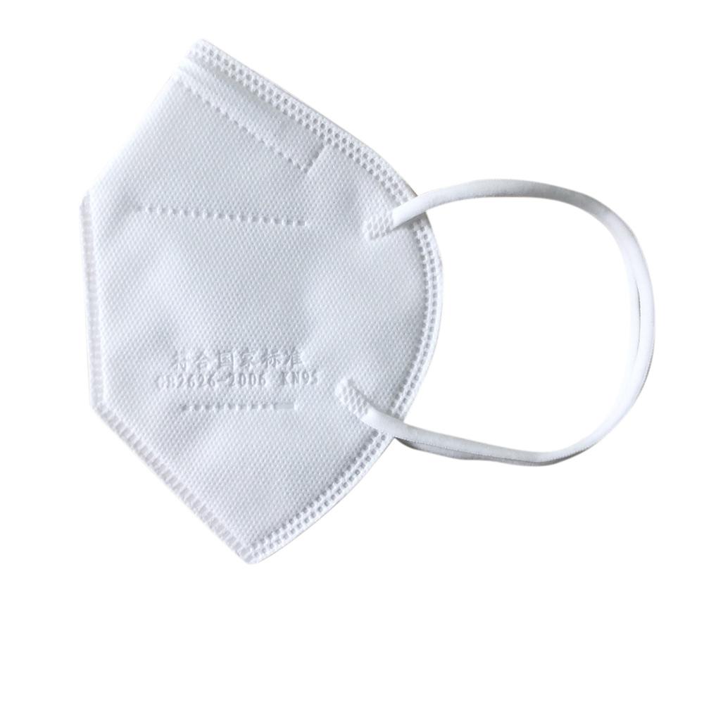 CE FDA Certificate Disposable 3D Fold N95 Face Mask Anti-virus Dust Masks