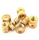 High quality manufacturers custom sleeve hex coupling barrel brass nut with drawing