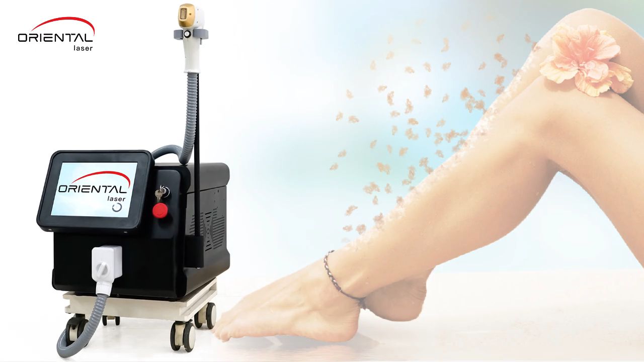 CE approved soprano 808 nm diode laser alexandrite hair removal laser machine price / 808nm hair removal laser diodo 808