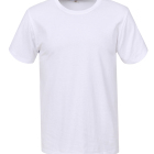 Blank Blank Blank T-shirt Designers Graphic Custom Print 100% Cotton Short Sleeve Round Neck Men's Plain Blank T Shirts Factory Manufacturer