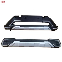 Auto accessories Front and Rear bumper guard protector for Toyota RAV4 2020 PC plastics+ABS