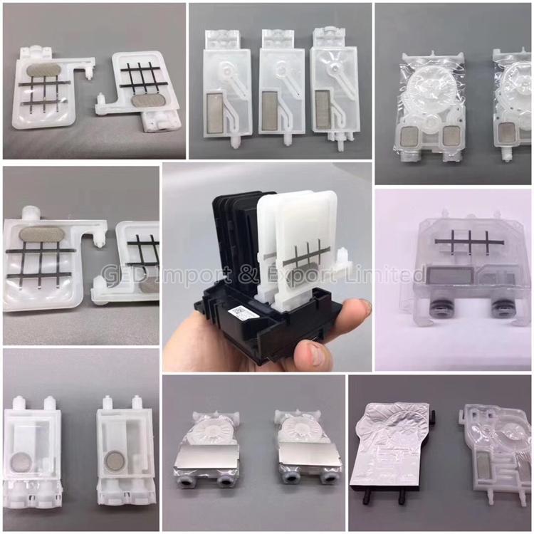 Гуанчжоу GED 4*3 мм УФ чернила демпфер Совместимость маленький 3*2 мм запасные части для Epson DX5 DX7 DX11 TX800 XP600 5113 4720 печатающая головка