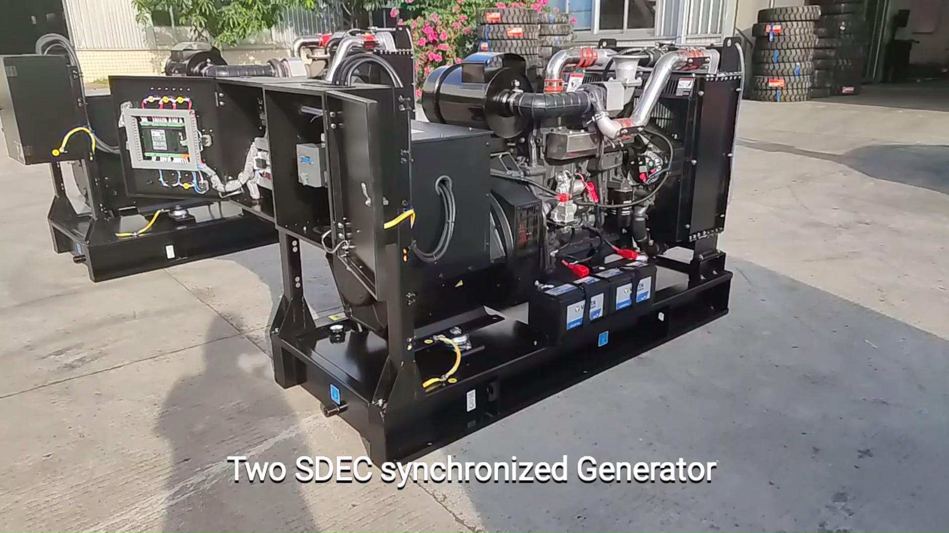 Harga Terbaik 500 KW Diesel Generator Alternator 625 KVA Silent Type Ini untuk Dijual