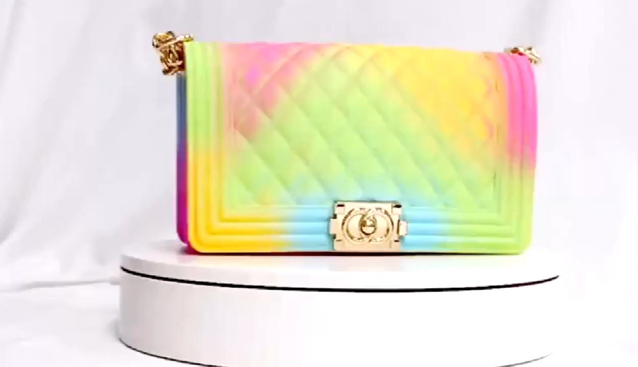 2020 real factory made manufacturer jelly bag bechkin bag