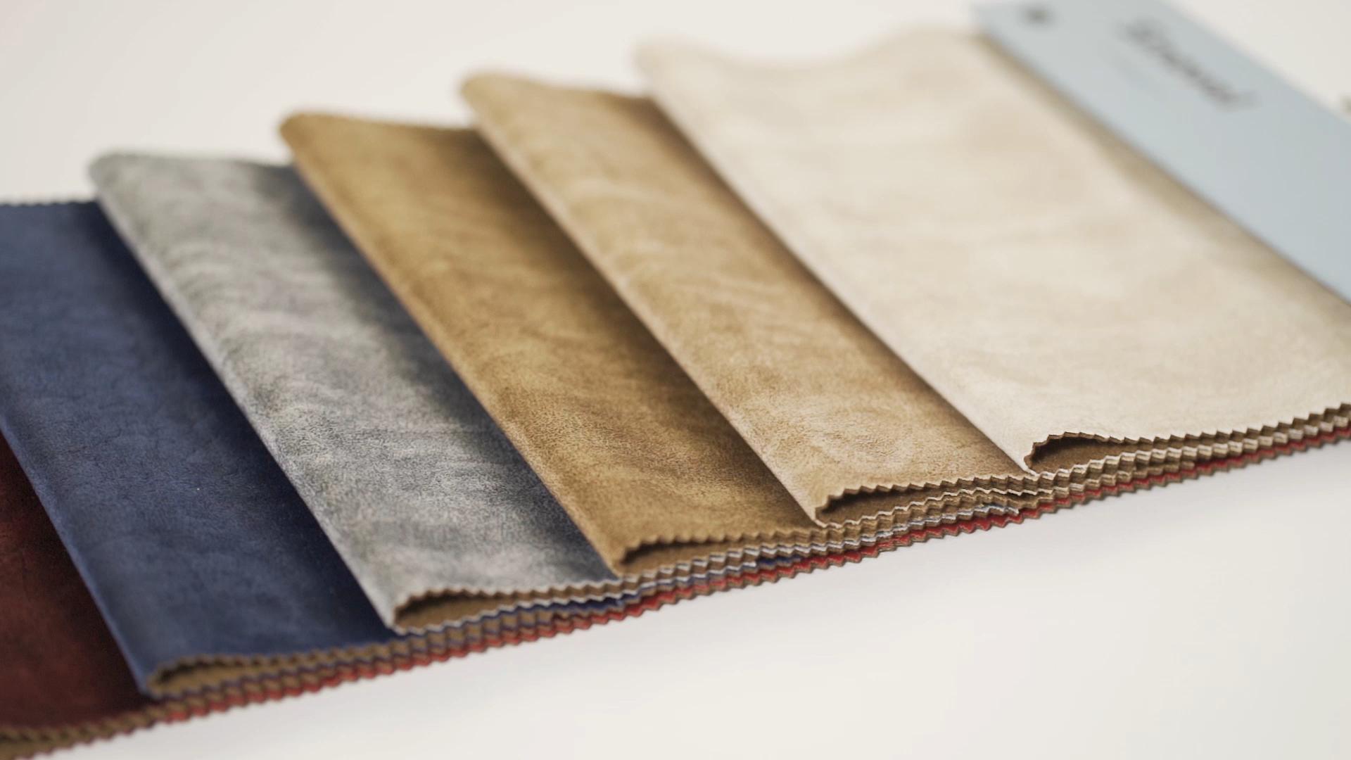 100 Polyester fabric Good Price Embossed & Printing Holland Velvet, Garment for Sofa