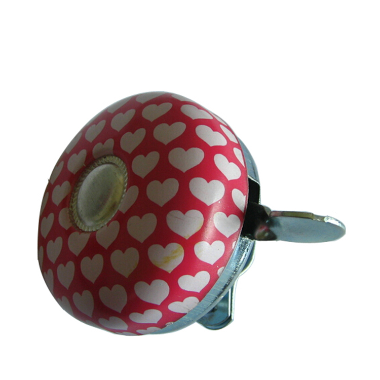 Lovely Teenage Girl Style Metal Fashion Custom Bicycle Bell