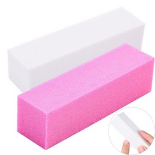 4 su due lati Sponge Nail <span class=keywords><strong>File</strong></span> per Manicure Pedicure