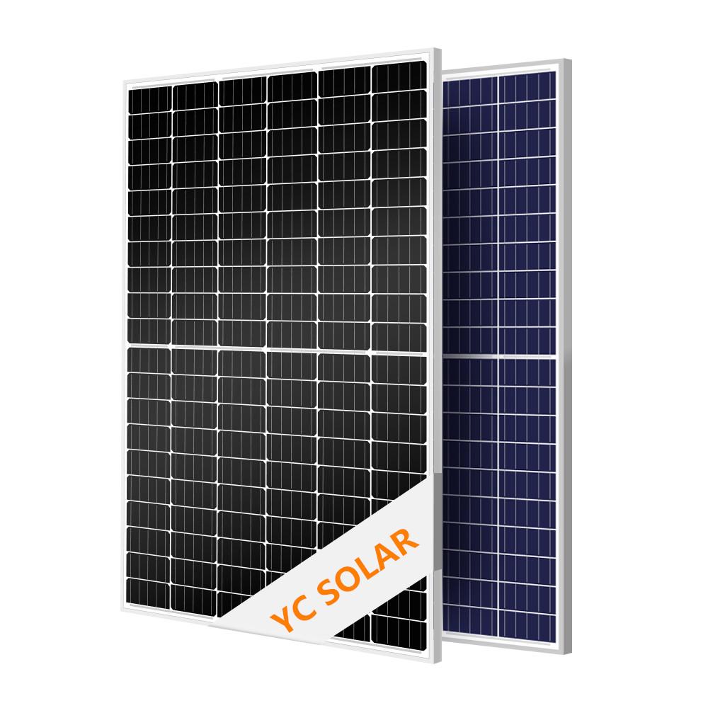YAOCHUANG ENERGY 325W 335W 340W PERC mono solar panel half cell module