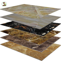 4x8ft plastic waterproof interior ceiling decorative pvc marble sheet wall panel price