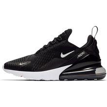 Оригинальные мужские кроссовки для бега Nike Air Max 270, дышащие удобные кроссовки с амортизацией, спортивные кроссовки AH8050-601(Китай)