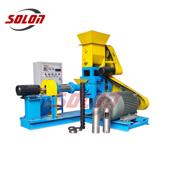 Alfalfa Fish Bird Cattle Animal Rape Small Pet Food Pellet Mill Making Machine