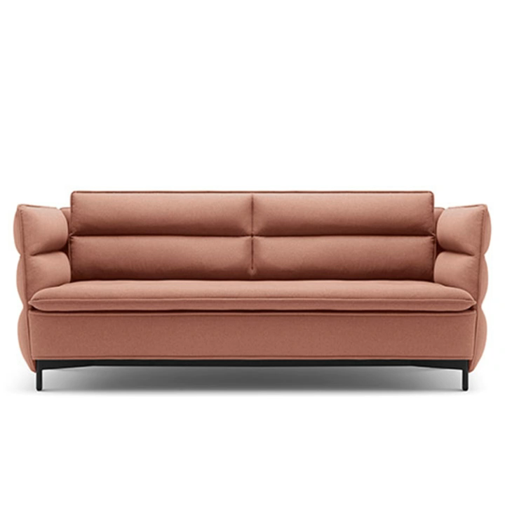 Chesterfield Sofa high back short back sofa bed combination living room furniture set  for hall reception hotel villa