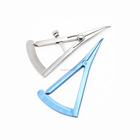 Titanium 8.5cm eye surgical instruments eye calipers for eye instrument