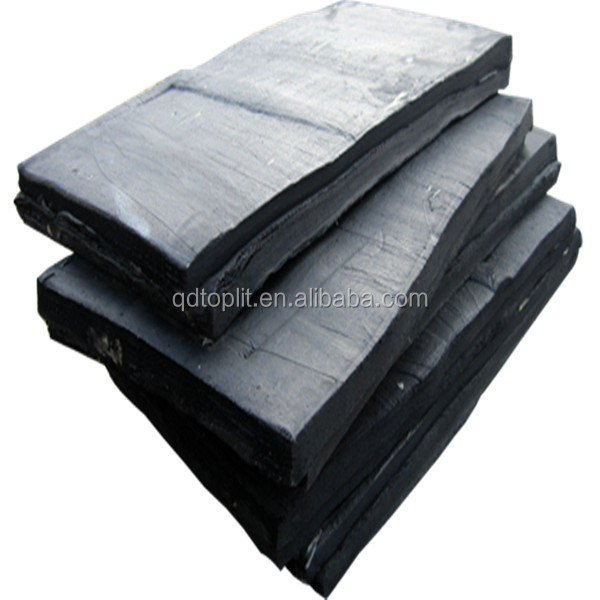Black Reclaimed Rubber / Odorless Reclaimed Rubber For Coveyor Belt / Rubber Mat Production