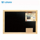 Wholesale standard size non magnetic mini black chalk board wooden chalk board