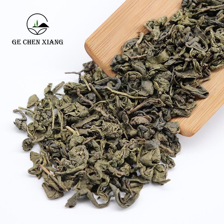 Factory Wholesale Price China organic gunpowder green tea leaves 9375 - 4uTea | 4uTea.com