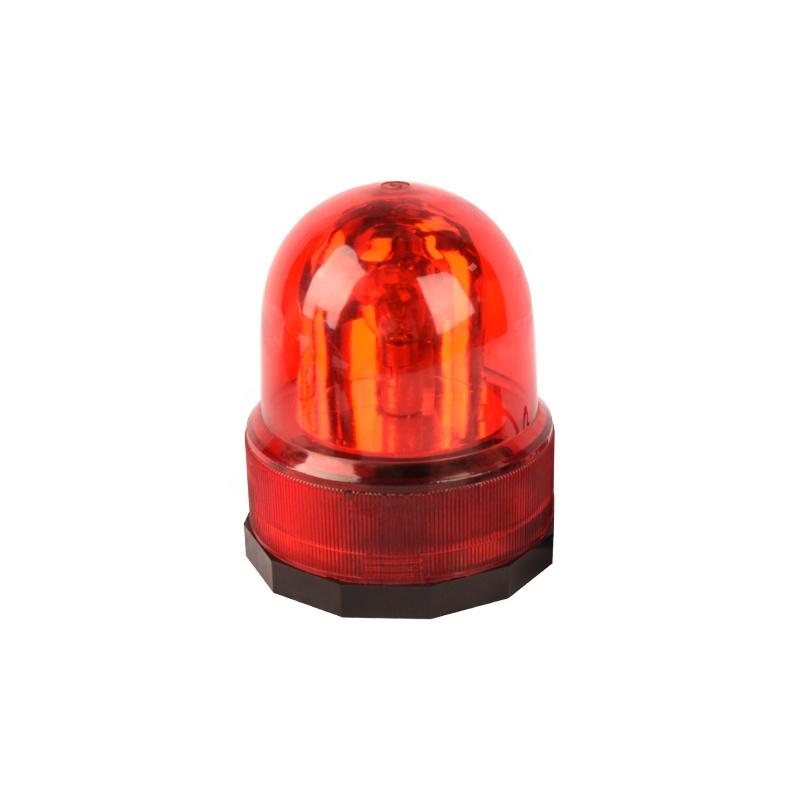 outdoor spotlight Warning Light Red Blue Yellow Revolving light