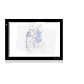 Huion L4S portable USB eye protection 17.7 Inch LED tattoo Tracing pad drawing design board Light Box