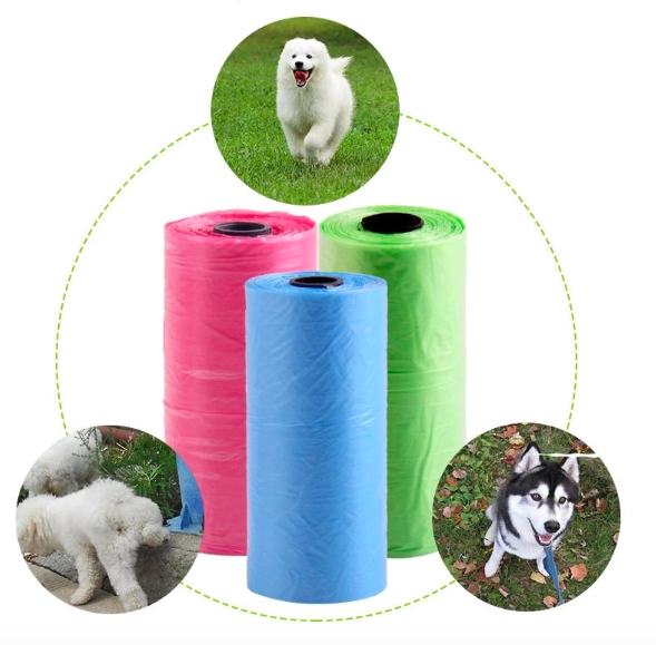 Pet PVA Dog Waste Dog Bag Poop