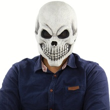 Halloween horreur <span class=keywords><strong>masque</strong></span> costume pour hommes et femmes <span class=keywords><strong>enfants</strong></span> deluxe chapeaux blanc <span class=keywords><strong>masque</strong></span> de crâne Morris Studios <span class=keywords><strong>masque</strong></span> mortuaire