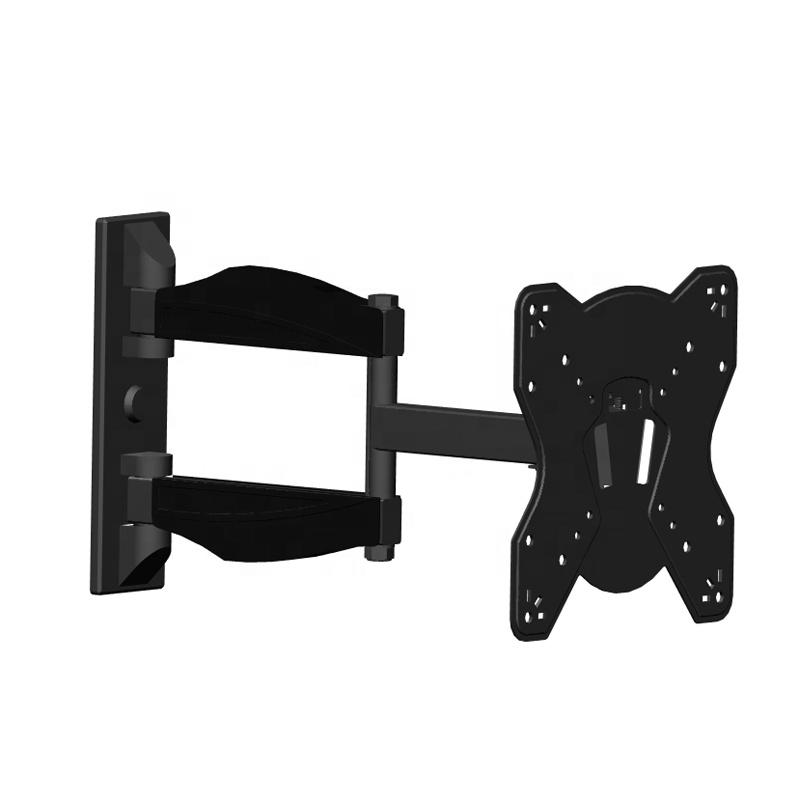 "Full Motion Swivel Tilt TV Wall Mount Bracket with Articulating Arm for 17""-42"" LED LCD OLED Flat Screen TVs"