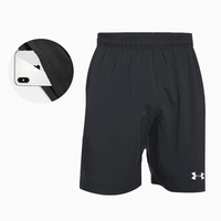 Custom mens running shorts with pocket retro casual dry fit basketball gym shorts