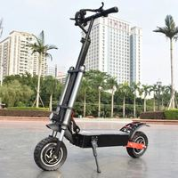10 Inch 500w brushless motor 2 Wheel Self Balance foldable electrical scooter Adults for Europe
