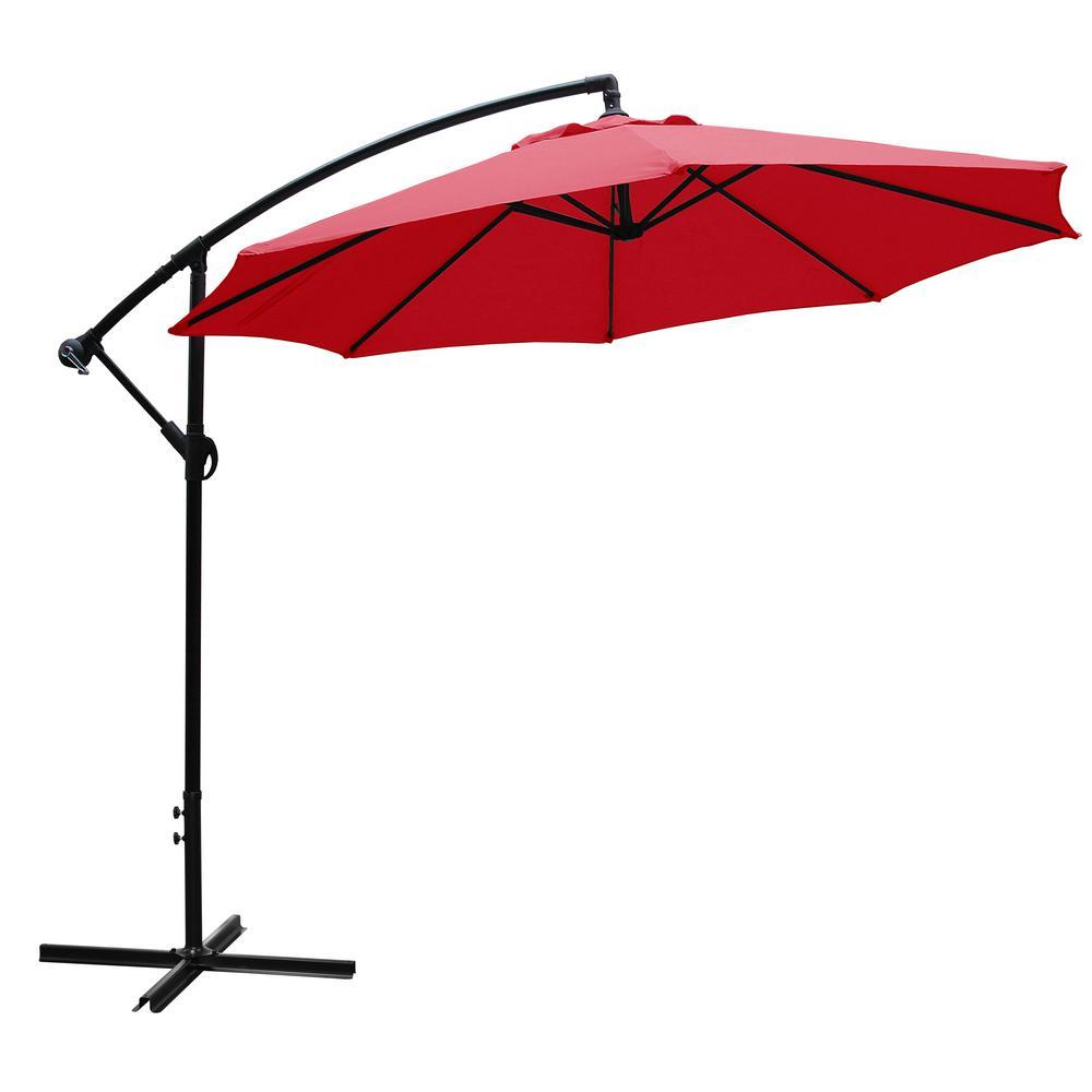 cheap cantilever patio parasol umbrellas heavy duty aluminum patio sun umbrella