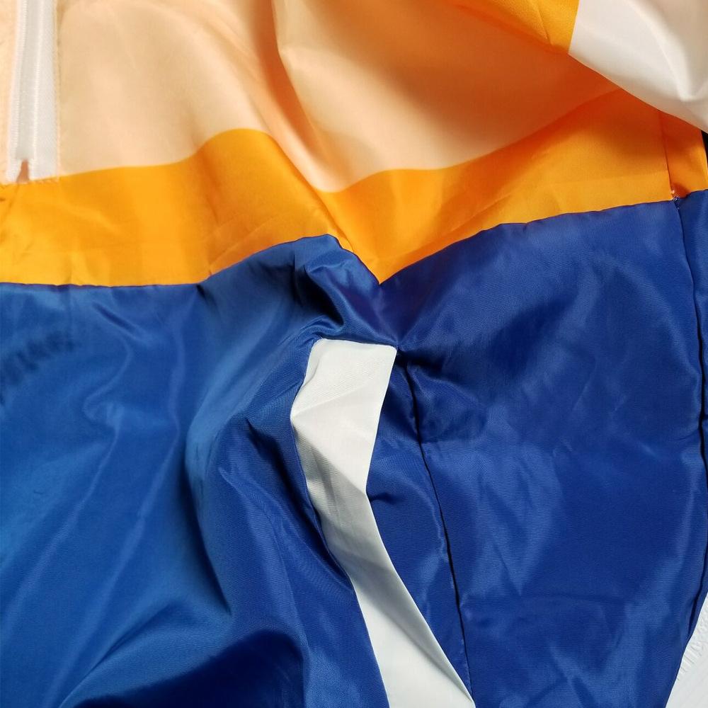 Toptan kadın yama spor mini şort ve kapşonlu üst iki parçalı set kıyafetler SA3531