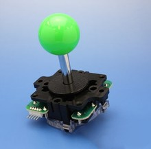 <span class=keywords><strong>Japan</strong></span> SANWA Joystick JLF-TP-8Y Joystick KOF Fighting Stick Kampf Wippe PC Joystick