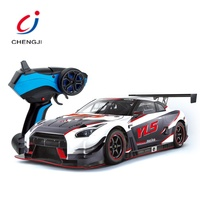 Professional high speed 1:10 size 2.4 ghz mini rc car for sale