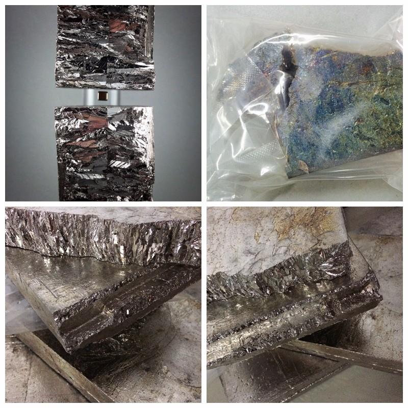 Buy Bismuth Bi 99.99% to 99.9999% Ingot Powder Needles