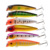 90mm 11g Topwater Wobblers 6 colors Hard Bait 6# Hooks Carp Fishing Tackle WE225