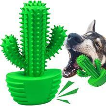 Жевательная зубная щетка для собак, чистящие зубы, игрушки для щенков, зубная щетка, уход за полостью рта для средних и больших собак, домашн...(Китай)