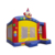 Lovely Kids Clown Inflatable Bouncer Castle Combo Commercial Bouncy Jumping Castles With Slide
