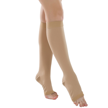 Compression stockings medical graduated open toe compression socks 20-30 mmhg, varicose vein stockings
