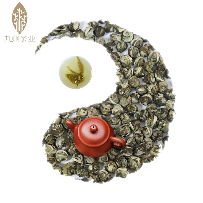 Chinese Premium White tea spring harvested dragon pearl Bai Long Zhu Loose Tea from Fuding Fujian - 4uTea | 4uTea.com