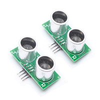 Dc5v US-015 Electronic Ultrasonic Distance Measuring Transducer Can Replace HC-SR04 Ultrasonic Module Position Sensor