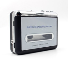 Portable MP3 cassette capture MP3 USB Ruban PC Super MP3 Lecteur de Musique Audio Convertisseur Enregistreurs Joueurs Cassette-to-MP3